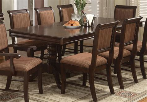 merlot dining table overstock warehouse