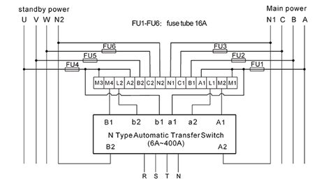automatic transfer switch wiring diagram free 123 automatic transfer switch controller ats