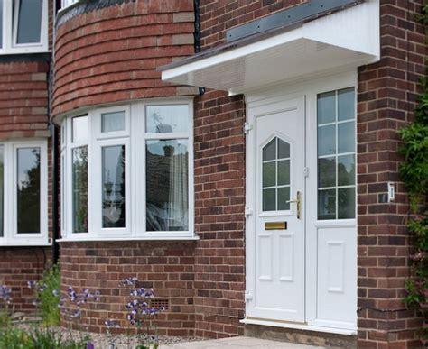 Upvc Front Door Canopy Tamworth Replacement Doors Composite Doors
