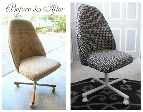 Reupholster Office Chair by Reupholstered Office Chair Home