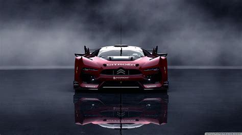 Citroen GT Race Car 4K HD Desktop Wallpaper for ? Wide
