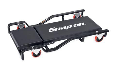 snap on creeper seat snap on inc flat oval adjustable heavy duty creeper no