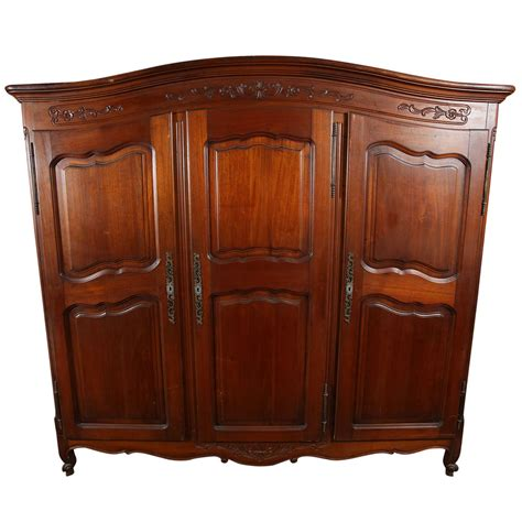 armoire dresser combo large combination armoire and dresser for sale at 1stdibs
