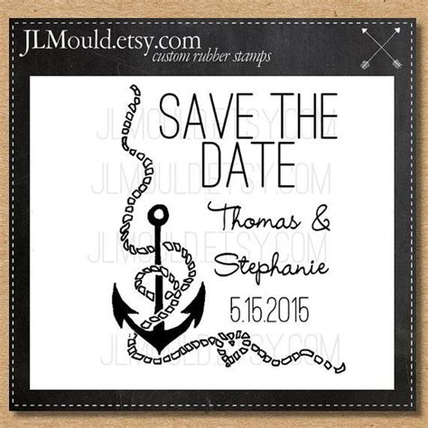 custom save the date rubber sts 1856 best images about jlmould etsy etsy store on