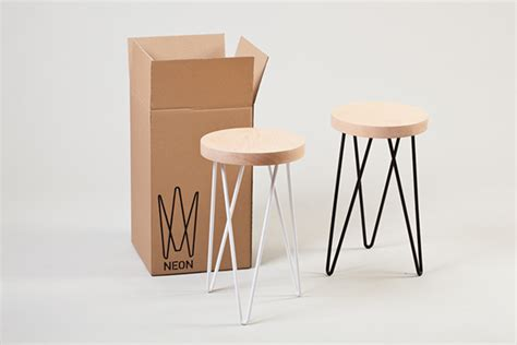 Stool Design by Neon Stool Product Design On Behance