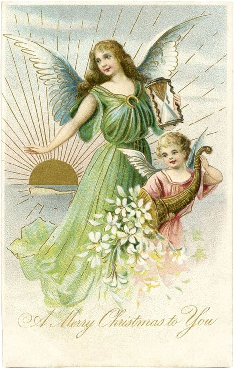 christmas angel picture  graphics fairy