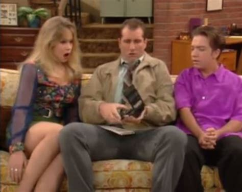Bud Bundy Is Dunzo With His Marriage by Married With Children 1991 Tv Season 6 Ed O Neill Screen