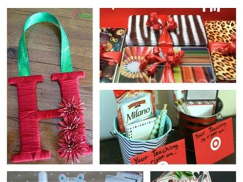 useful creative christmas gifts for teachers organizing moms