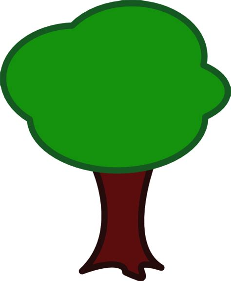 apple tree clipart empty apple tree clip at clker vector clip