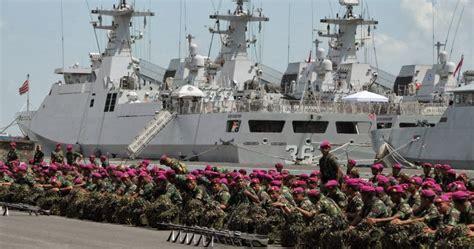 Konsep Sestem Pertahanan Non Militer analisis pertahanan dan alutsista tni australia menepuk