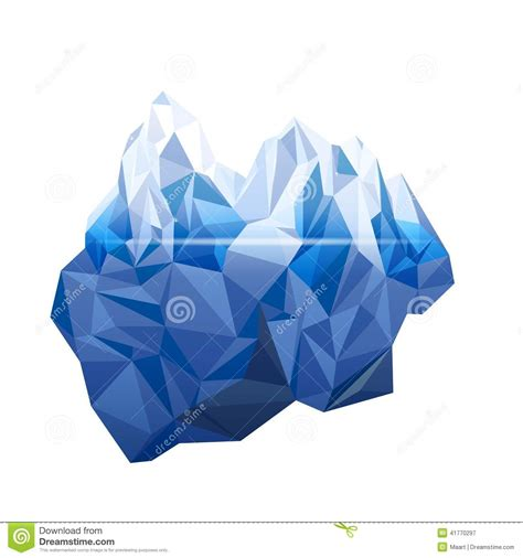 clipart iceberg the gallery for gt flat iceberg clipart