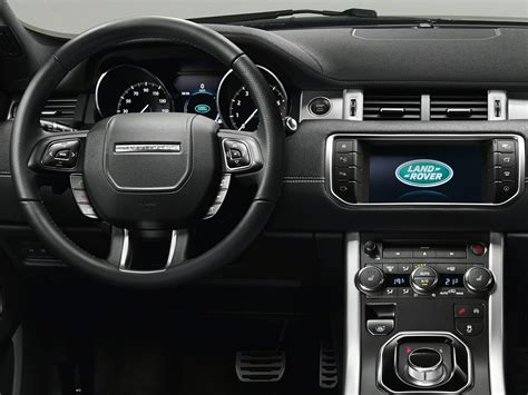 land rover evoque interior new 2017 land rover range rover evoque price photos