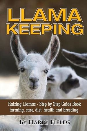 the alpaca books llama keeping book by harry fields
