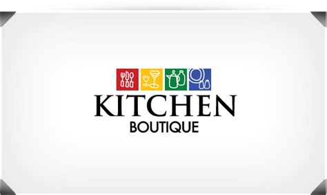 kitchen logo design ddw calgary logo design
