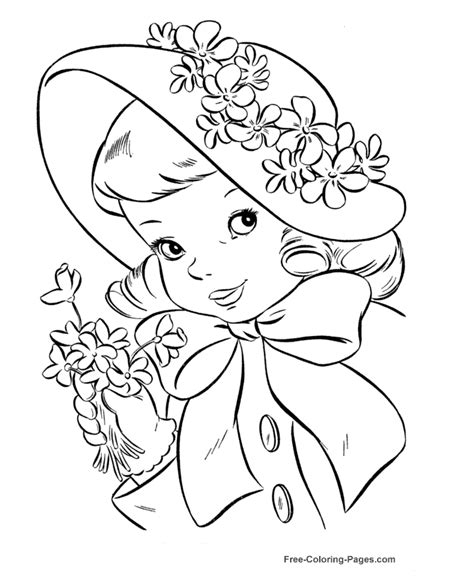 Princess Coloring Sheets Print Pictures For Kids Princess Coloring Book Pages Free Coloring Sheets