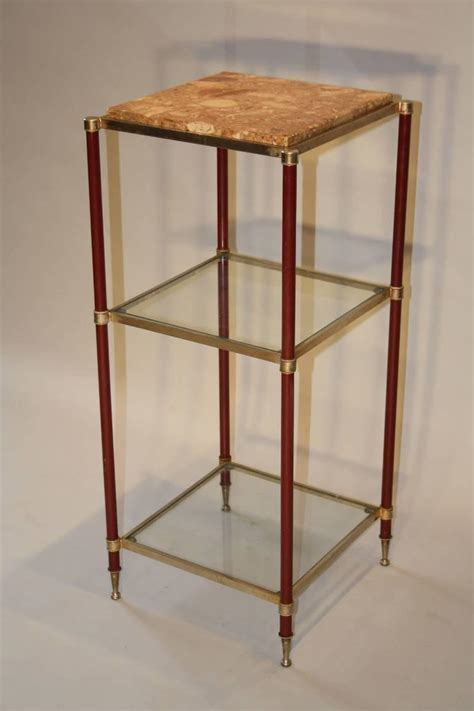 three tier side table three tier side table stand c1970 in furniture