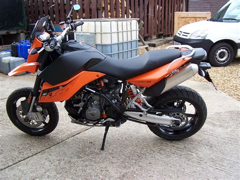 Ktm Ecu Ktm Sm990 With The Ktm End Can And Dna Air Box Fitted In