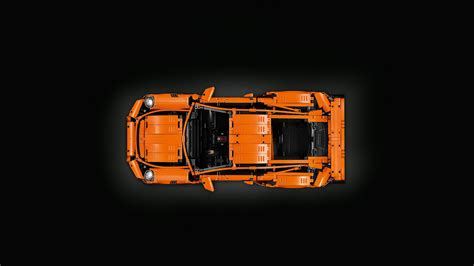 technic porsche 42056 technic porsche 911 gt3 rs new sealed ebay