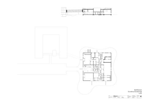 Section 52 Planning by Research Building Dlr Spacelift Ksg Architekten