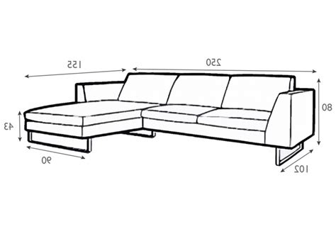 Sofa Set Measurements by Corner Sofa Dimensions Explained Get Furnitures For Home
