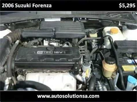 Suzuki Forenza Transmission Problems 2006 Suzuki Forenza Problems Manuals And Repair