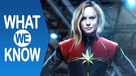 film marvel programmazione captain marvel tutto quello che sappiamo sul film con