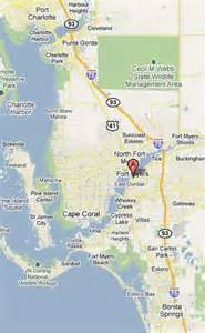 fort myers florida map area fort myers dumpster rental affordable dumpsters in fort