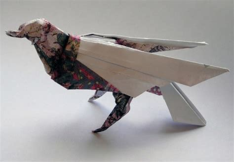 Origami Song - impressive and creative exles of origami paper