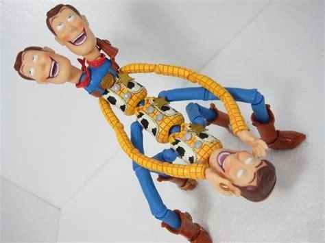 Revoltech Woody Meme - crunchyroll revoltech s horrifying quot woody quot figure