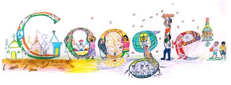 doodle 4 2011 india winner india celebrates children s day with a doodle
