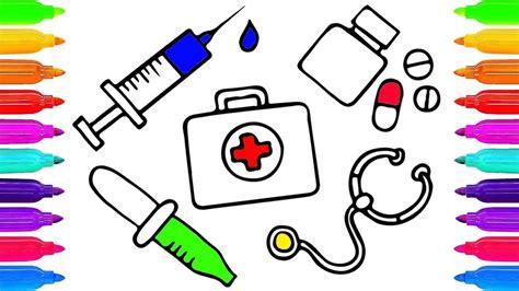 imagenes animadas de doctores como dibujar kits m 233 dicos para ni 241 os aprender a dibujar
