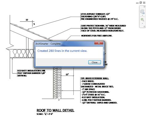 automatically convert dwg details to revit lines