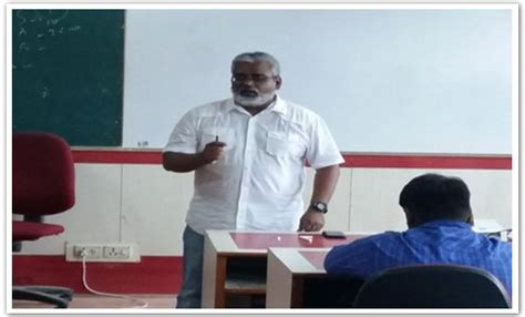 Mba In Srm Ramapuram by Guest Lecture For I Mba Students Ramapuram