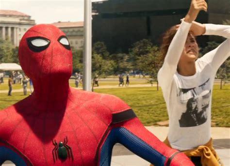 spider man homecoming producers address  mj twist