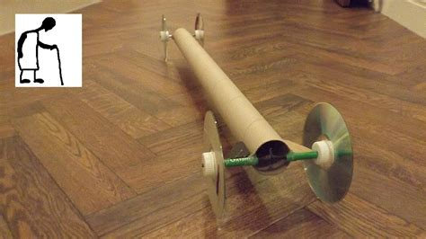 Let s make a rubber band powered car 9 youtube