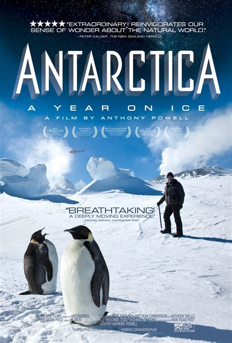 watch online antarctica a year on ice 2013 full hd movie trailer antarctica a year on ice 2 of 2 extra large movie poster image imp awards