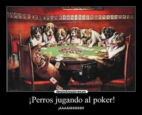 Imagenes De Animales Jugando Poker | 161 perros jugando al poker desmotivaciones
