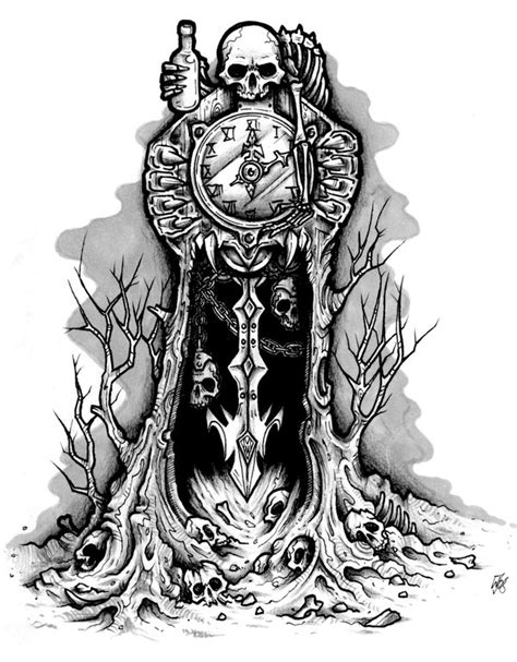 end of days tattoo end of time by crazygrafix on deviantart