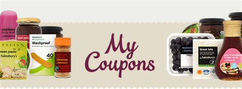 printable coupons uk sainsbury s find free no print coupons for sainsbury s loyalty