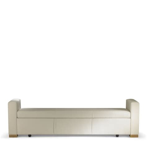 sleepover sofa nemschoff sofa bench bench sofa wood design daybed for the home