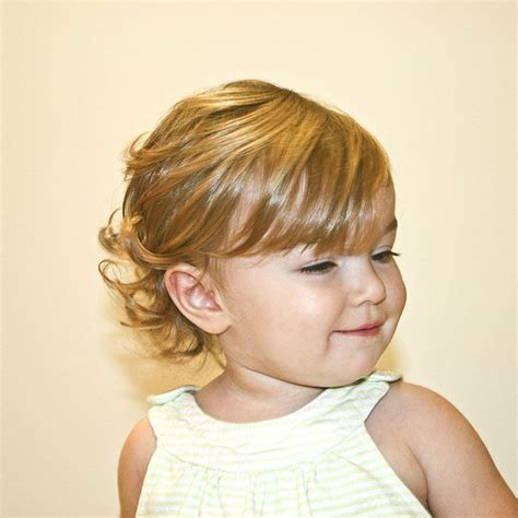 monthly hairstyles toddler bob haircut on pinterest little girl bob little