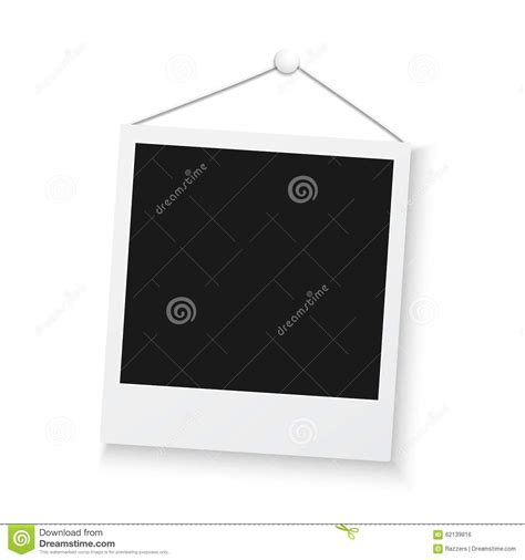 stick frames to wall vintage photo frame stick to wall on white background