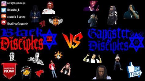 black disciples vs gangster disciples bd vs gd pt 1