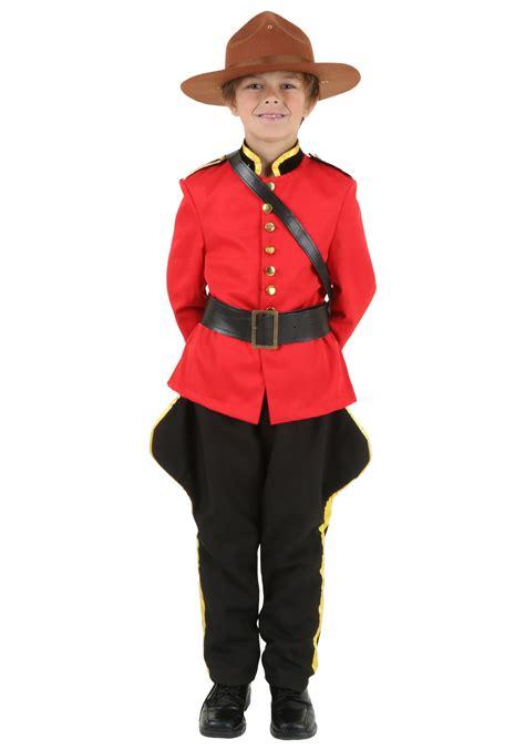 Kids Clothing Canada Boys Girls Clothing | child canadian mountie costume