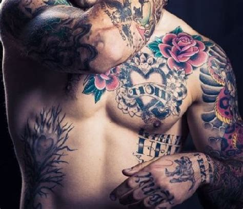 chest tattoos tattoo insider
