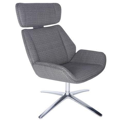 gray swivel club chair modern chairs swivel gray lounge chair eurway