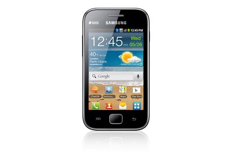 Samsung Ace ramki s samsung galaxy ace duos specification