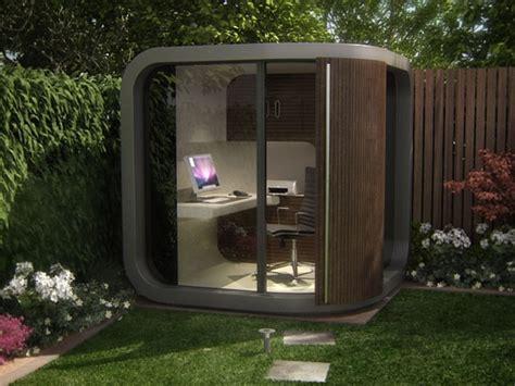 in giardino officepod mini ufficio di design per lavorare in giardino