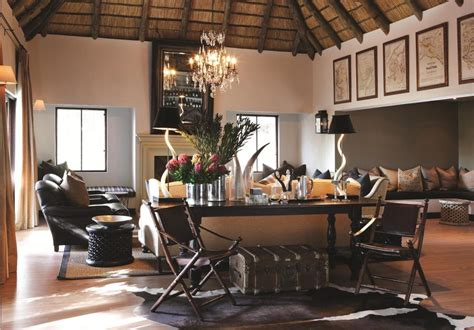 home decor ideas south africa take a walk on the wild side safari decorating