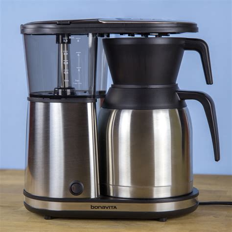 Crew Comparison: Bonavita 8 Cup Coffee Maker vs OXO Barista Brain 9 Cup   Make Coffee You Love!